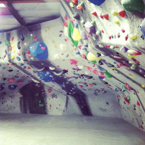 The Factory Bouldering.